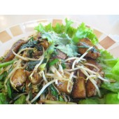 Fried Radish with vegetarain / pork or chicken /shirmp